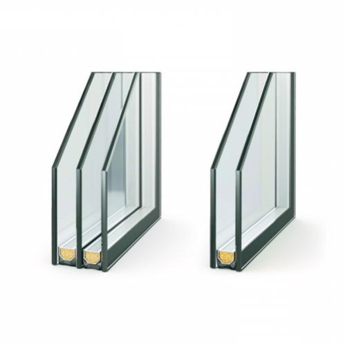 Двухкамерные или однокамерные стеклопакеты: выбор, обзор и характеристики.