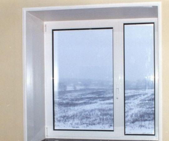 Как выбрать откосы для пластиковых окон?