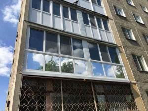 Установка окон, остекление балконов, пвх профиль, пластиковые окна на балкон, лоджию