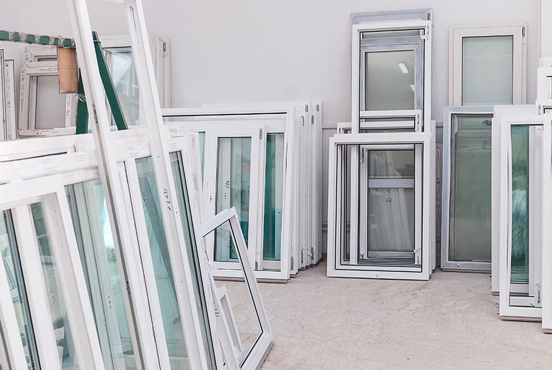 Профиль пластиковых окон, окна ПВХ